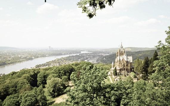 Freie Trauung auf Schloss Drachenburg