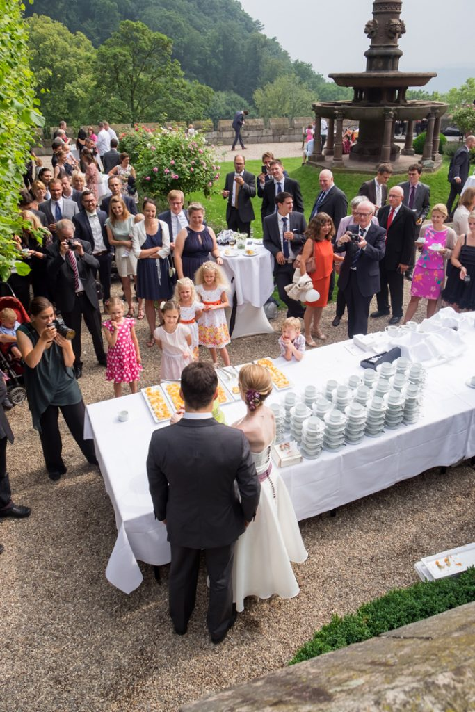 Hochzeit Schloss Drachenburg Drachenfels Schloss Auel Lucia und Tobias