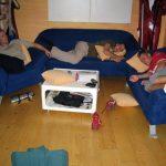 Quiz-Schlafplätze