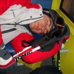 Quiz-Skifahren